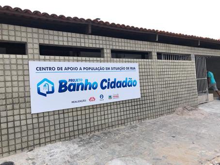 Projeto Banho Cidadão