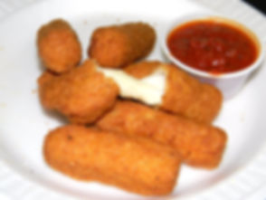 Don Walker's Sandwich Center Mozzarella Sticks