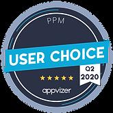 User Choice logiciel de gestion de projet 2020
