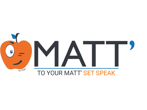The Voice is… MATT' by IQar