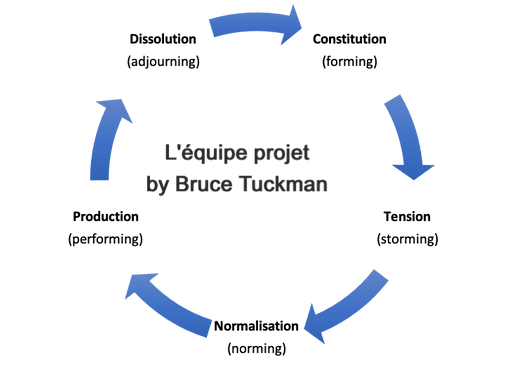 La complexité de l'équipe projet !