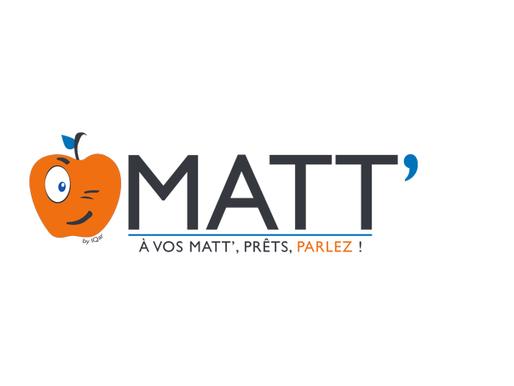 The Voice…c'est MATT' by IQar