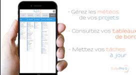 SuiteProG Une application mobile pour la gestion de projets.