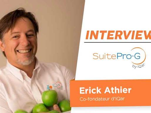 [ITW] Erick Athier, co-fondateur d'IQar, éditeur de la solution PPM SuitePro-G