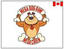 Mega Dog Raw Mega Chien