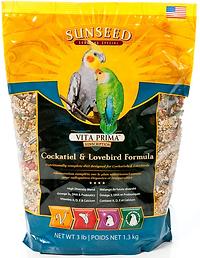 sunseed Vita Prima bird food nourriture oiseaux