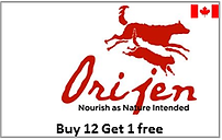 orijen nourish as nature intended