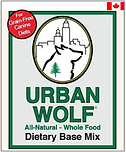 urban wolf all natural whole food