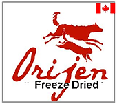 orijen freeze dried
