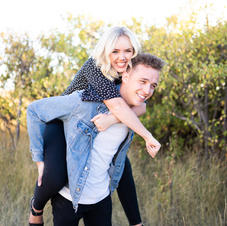 Rachel + Trent Engagements