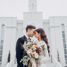 Kieran + Hunter Wedding