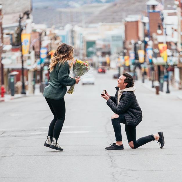 Riley + Jantsen Proposal