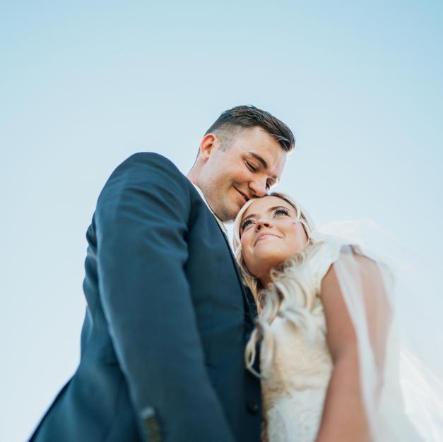 Alex + Logan Bridals