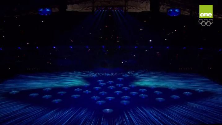 Sochi Olympic Opening Ceremonies