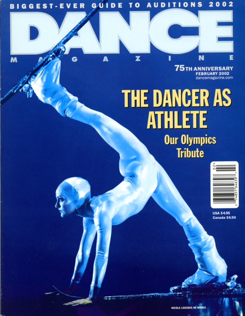 Dance Magazine 2002
