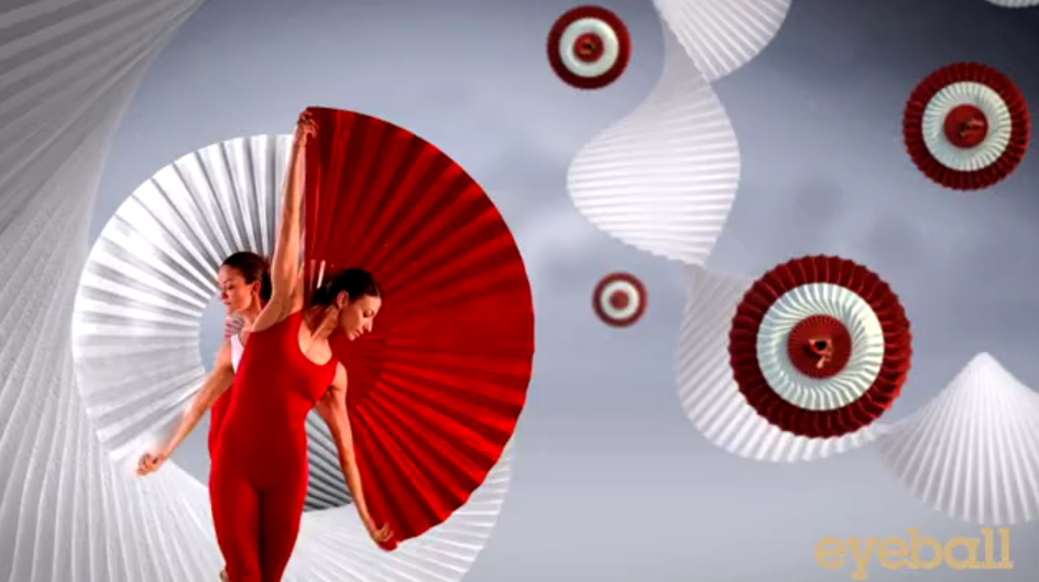 Target 'Art Expands' commercial