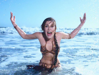 Carrie Fisher as Role Model