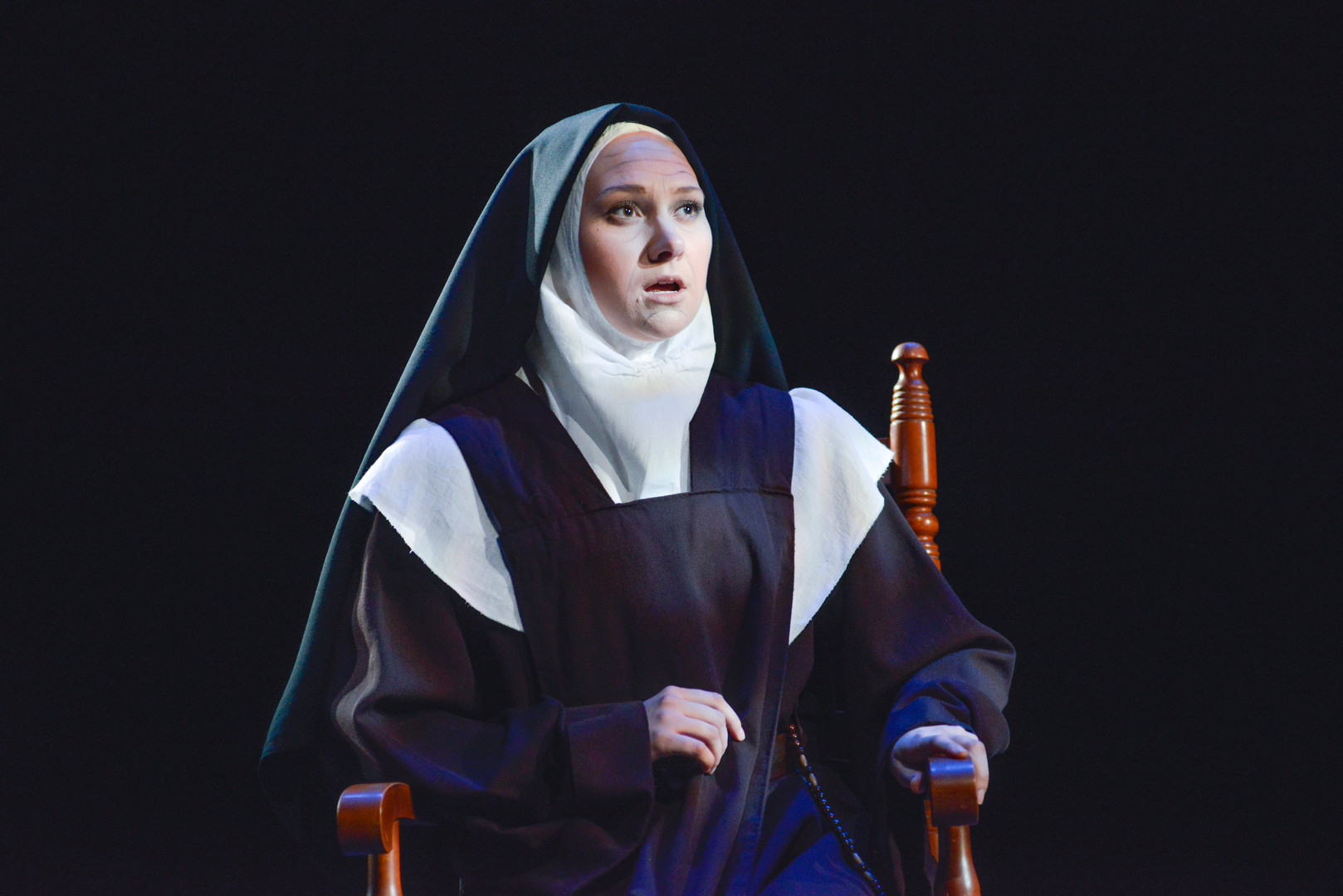 Dialogues of the Carmelites, Act 1 New England Conservatory February 2015