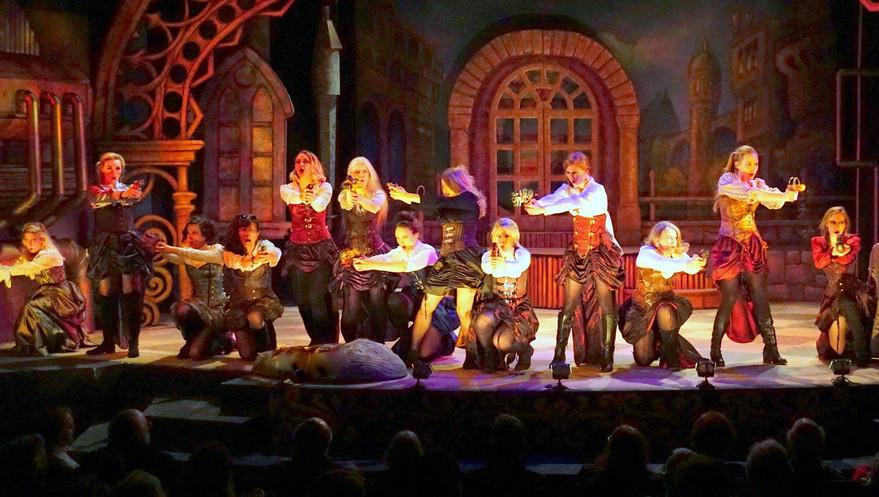 Princess Ida, Act 3 Gilbert and Sullivan Very Light Opera Company March 2018