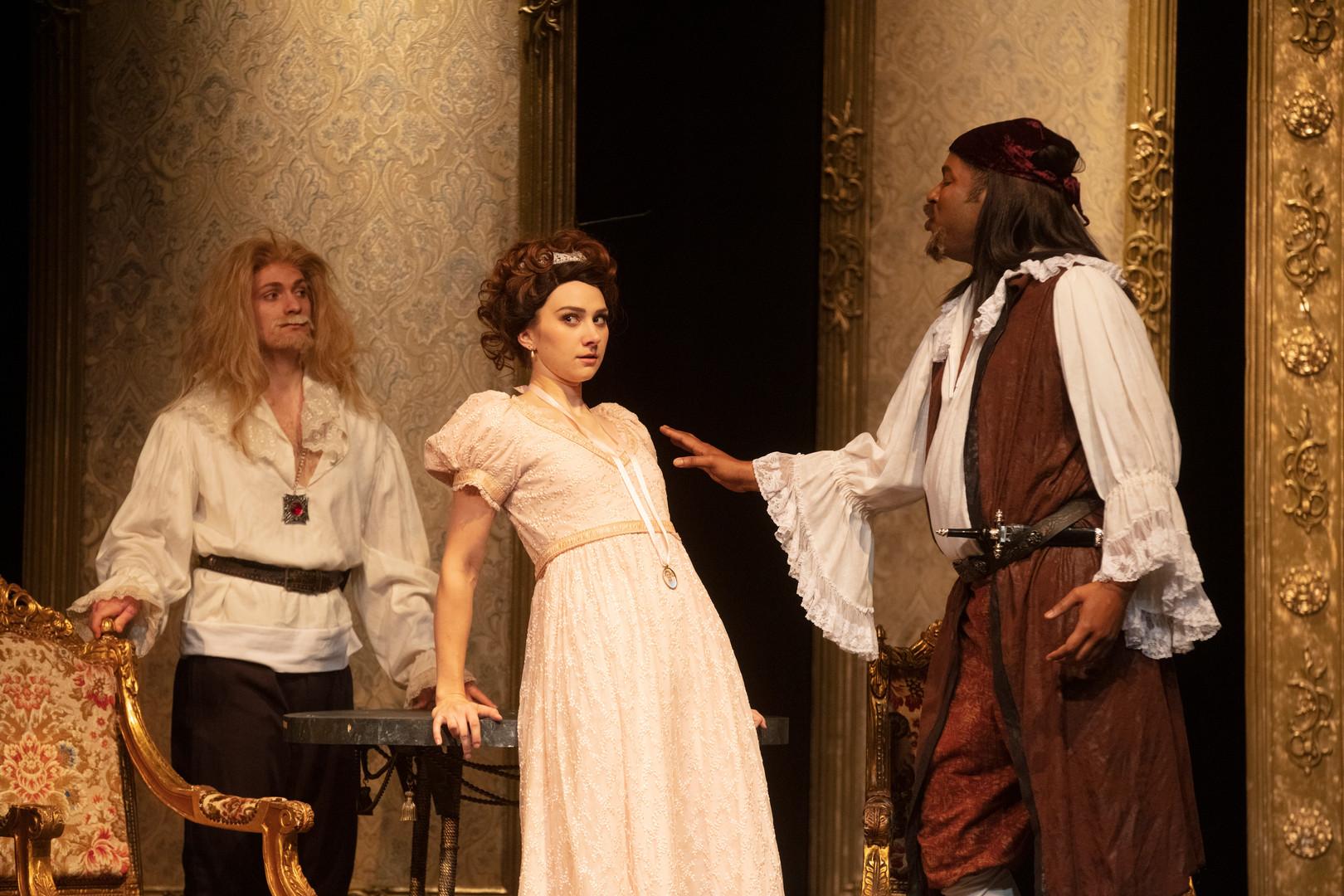 Così fan tutte, Act 1 Fargo-Moorhead Opera March 2019