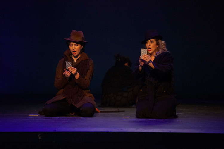 Carmen, Act 3 Fargo-Moorhead Opera April 2019
