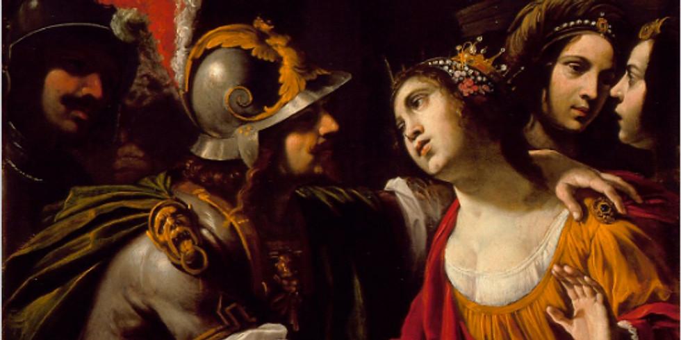 Dido and Æneas