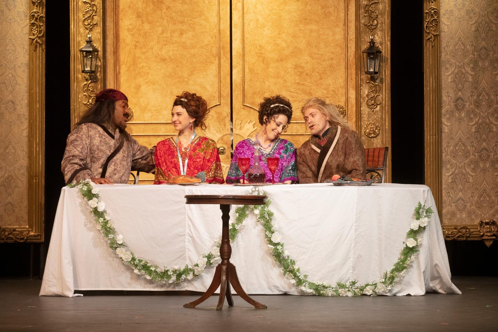 Così fan tutte, Act 2 Finale Fargo-Moorhead Opera March 2019