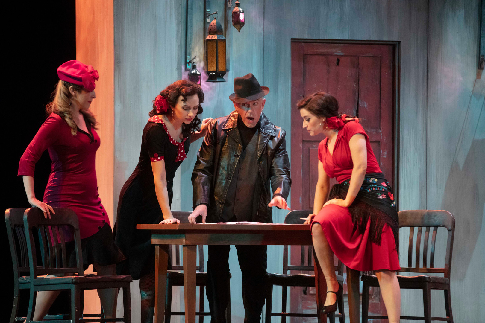 Carmen, Act 2 Fargo-Moorhead Opera April 2019