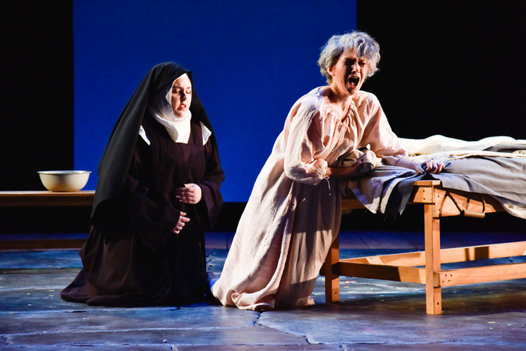 Dialogues of the Carmelites, Act 1 Finale New England Conservatory February 2015