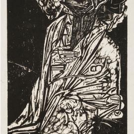 Ernst Ludwig Kirchner, Frau Professor Gol