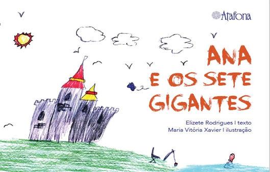 Capa do livro Ana e os sete gigantes