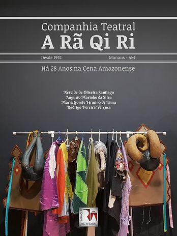 Catálogo 28 anos - A Rã Qi Ri