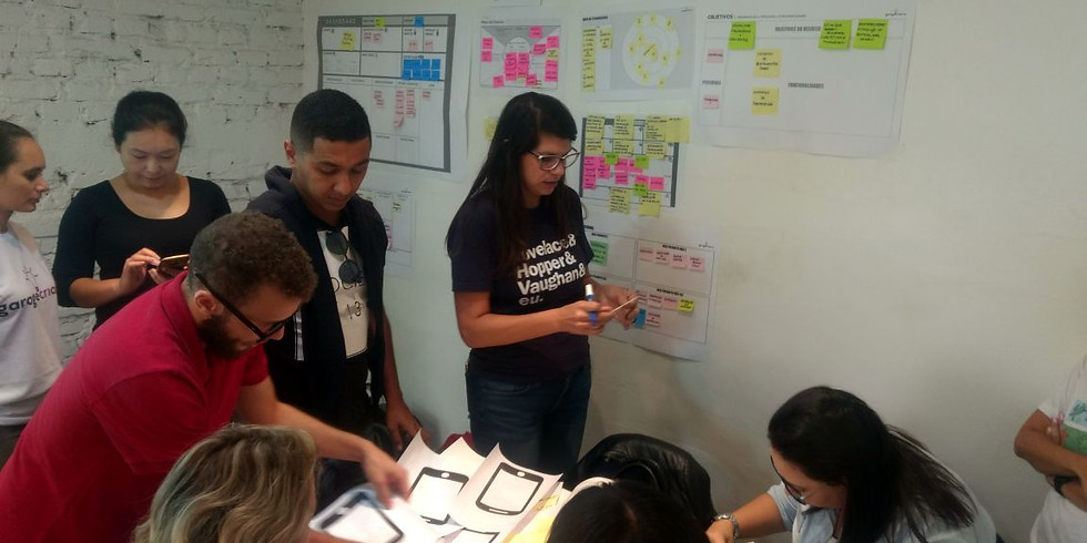 DESIGN SPRINT 2.0 - WORKSHOP - SP - 1a. Turma 2019