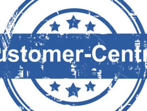 Por que as organizações devem repensar suas estratégias usando Customer Centricity?