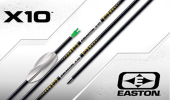 2- Easton X-10