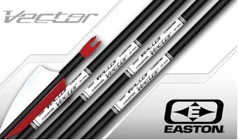 11-Easton Vector carbon Low Poundage