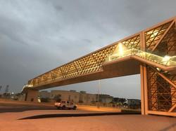 E-ring Road Pedestrian Bridge