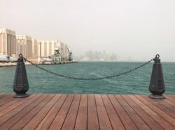 Doha Port Solar Bollard