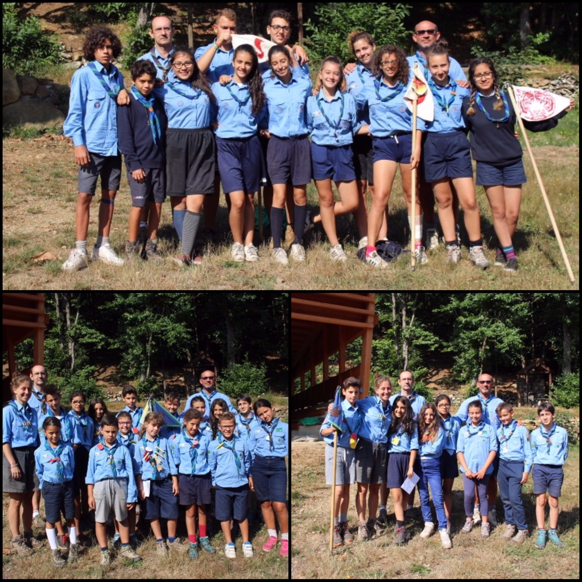 Campo di Gruppo MI34&Baranzate