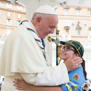 Discorso del Santo Padre Francesco all'Agesci
