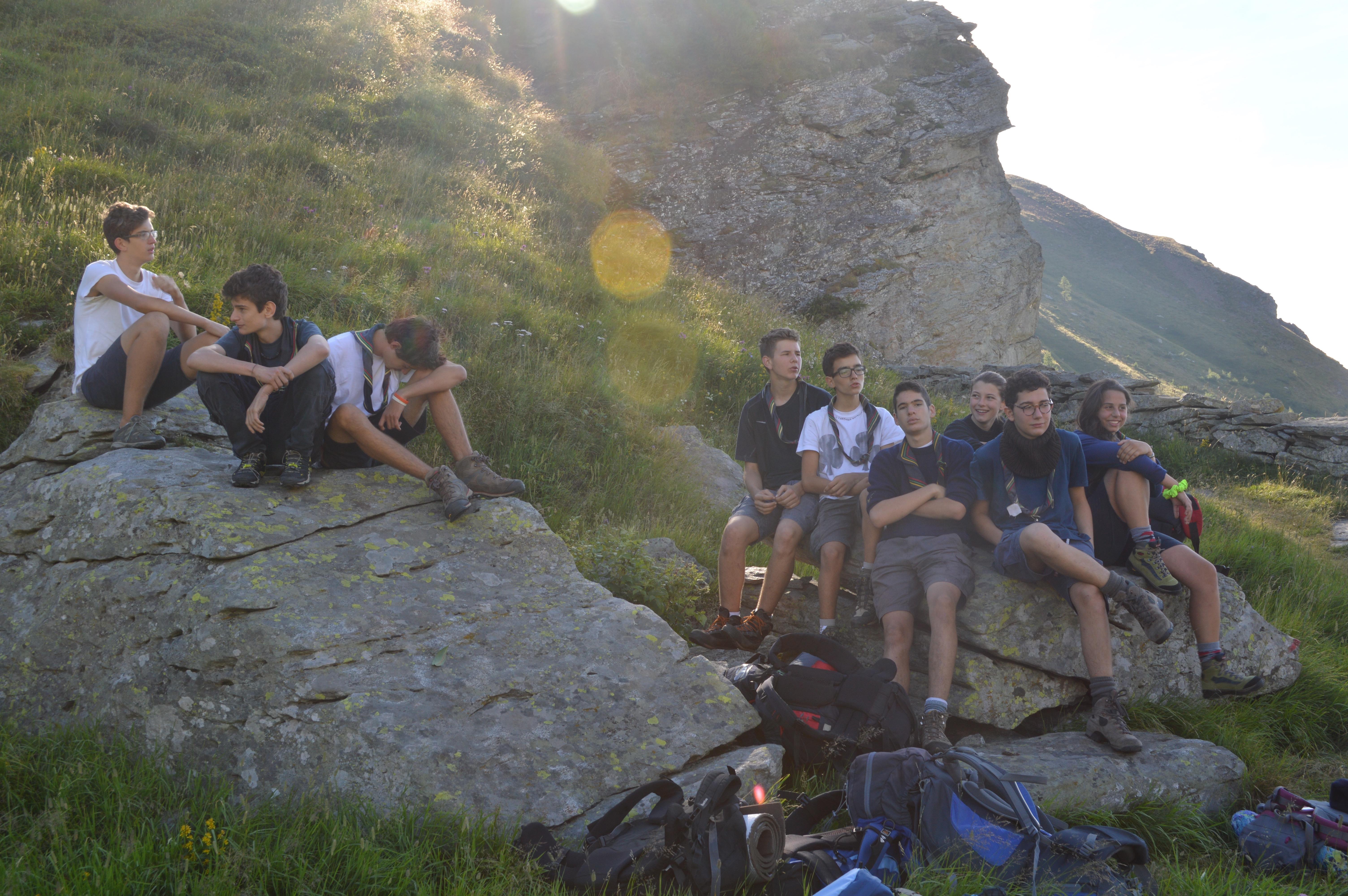 Hike di IV Anno