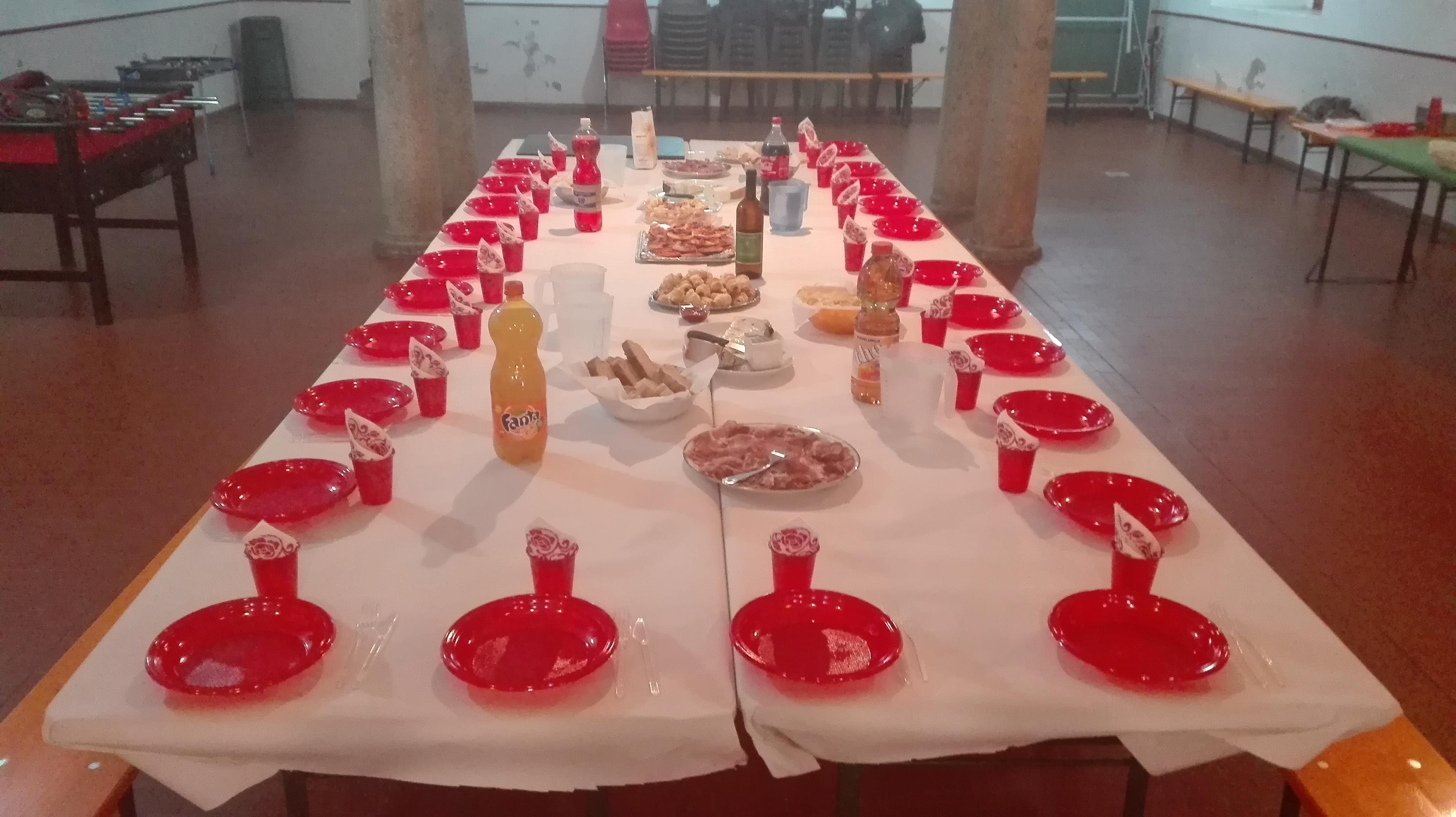 Cena di Natale di CoCa