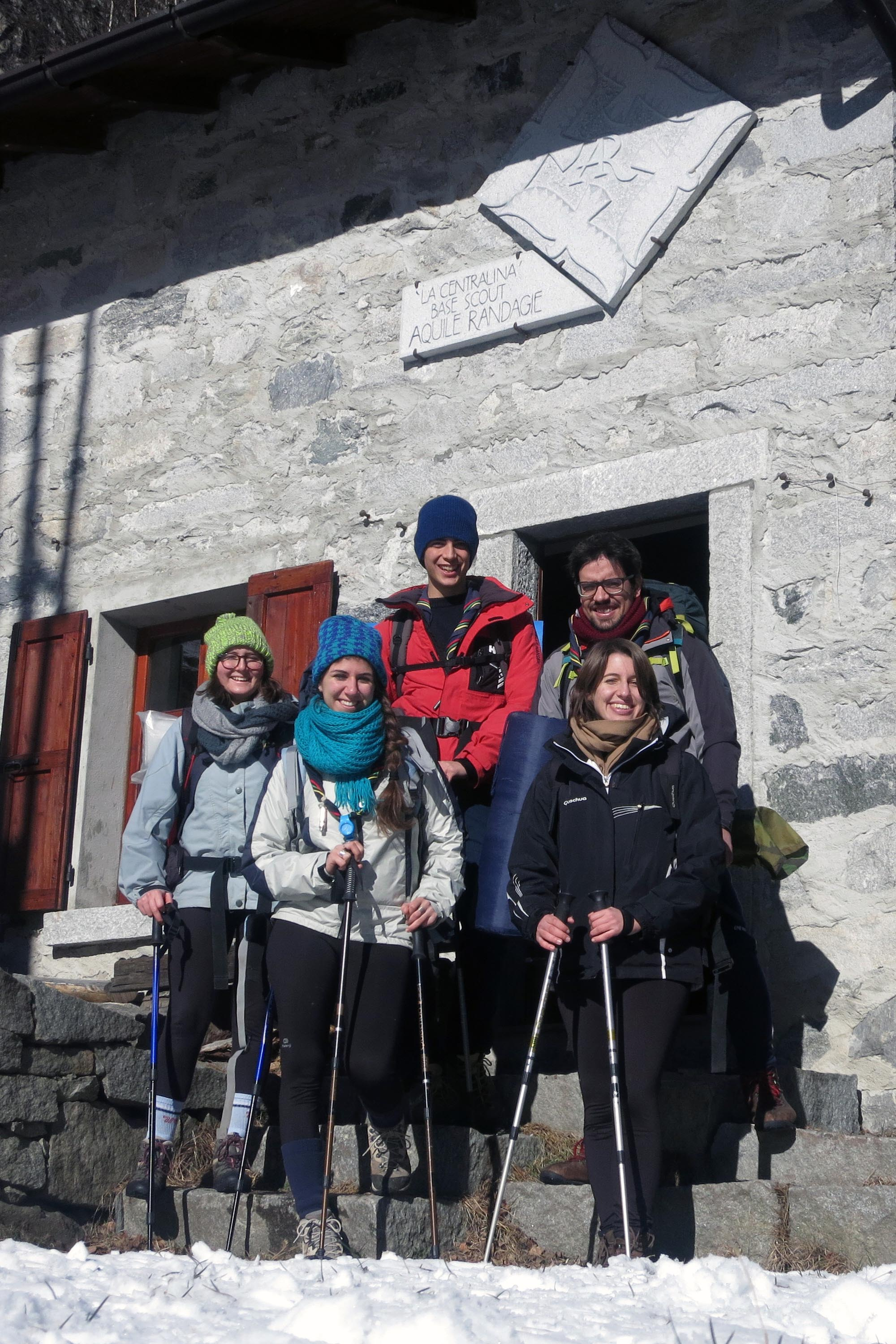 Clan in Val Codera