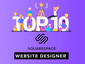 Top 10 Squarespace Website Designer | Hire Top talented Squarespace Specialist |Wix Web Expert
