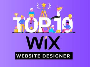 Top 10 Wix Website Designer | Hire Top talented Wix Website Designer | Wix Web Expert