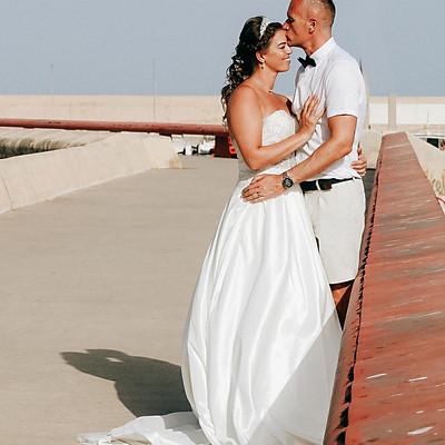 Wedding: Clare & Paul