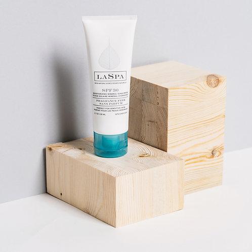 LA Spa Moisturizing Mineral Sunscreen SPF 30