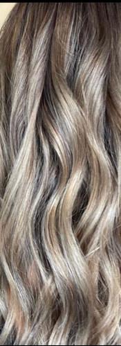 Black Box Dye Hair Transformation