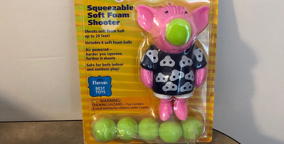 Motor: Pig Popper Toy