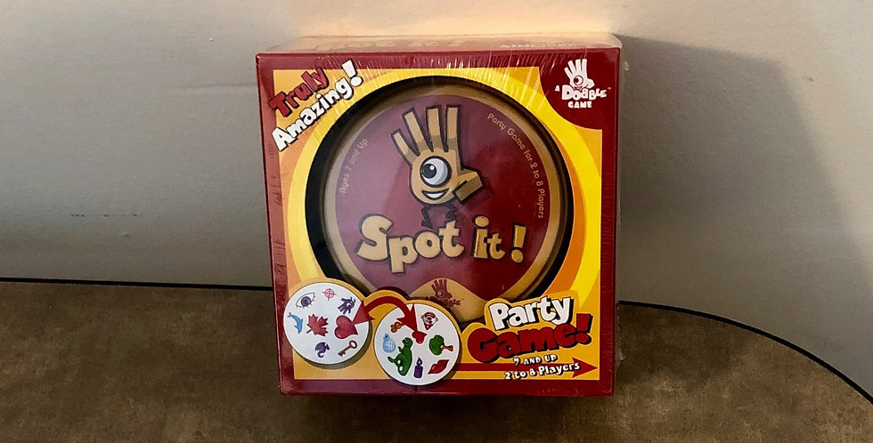 Cognitive: Spot it!